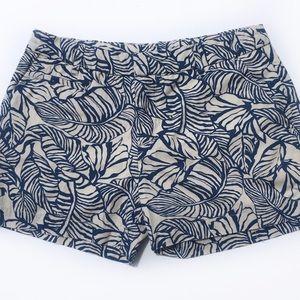 Patagonia Leaf Print Shorts